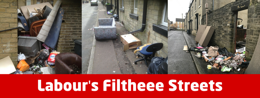 Some streets in Halifax are a disgrace under our current Council's leadership