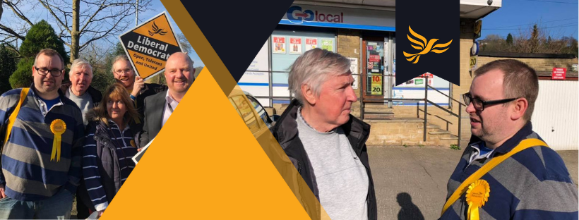 Sean Bamforth - It's time for change in Ovenden