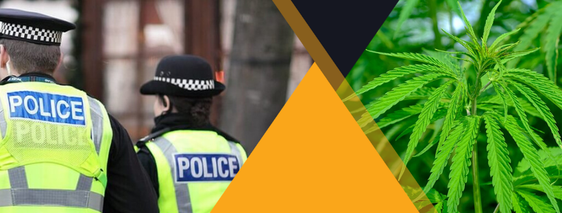 Cannabis tax would pay for 34 extra Police officers in Calderdale