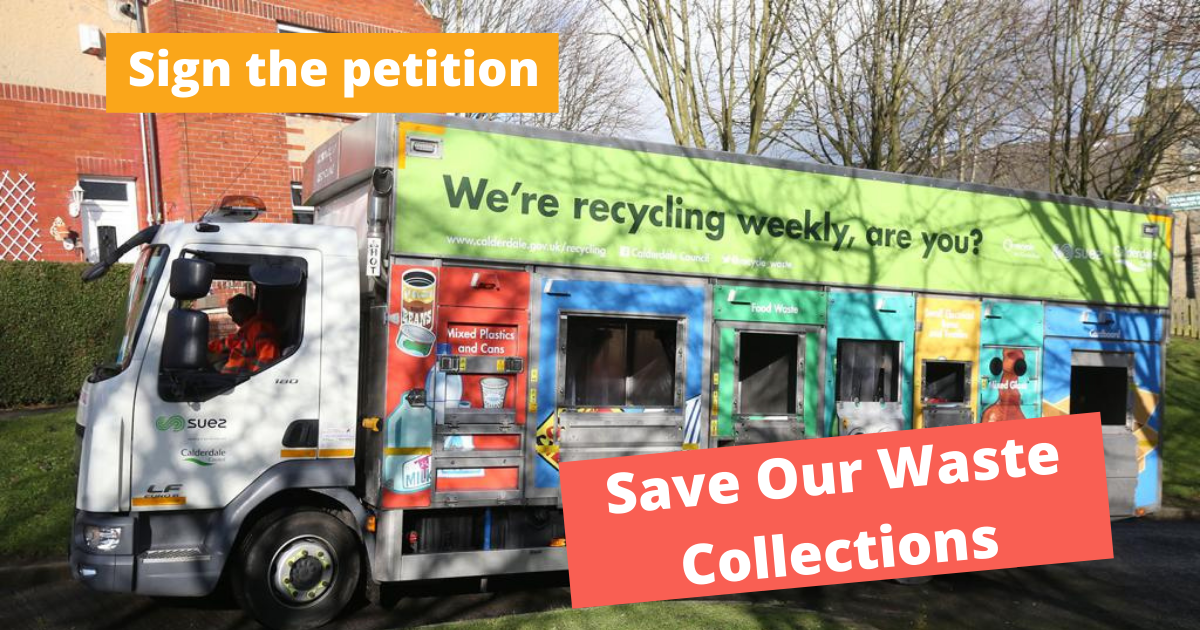 Save Our Waste Collections