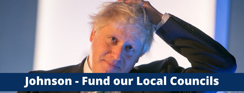 Johnson - Fund our Council