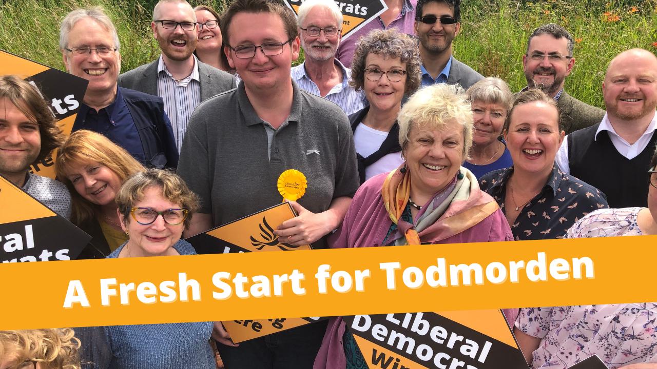 Matthew Doyle - A Fresh Start for Todmorden
