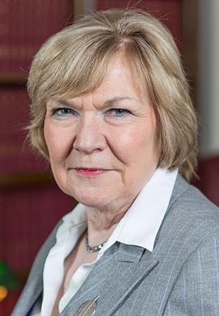 Baroness Sue Garden