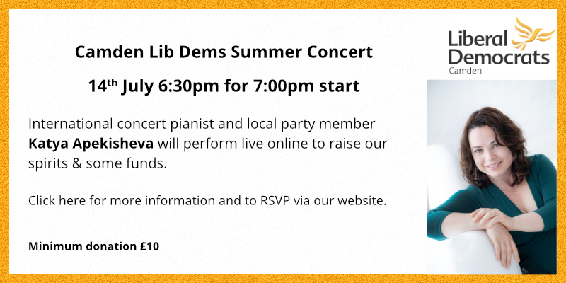 Join Our Summer Concert