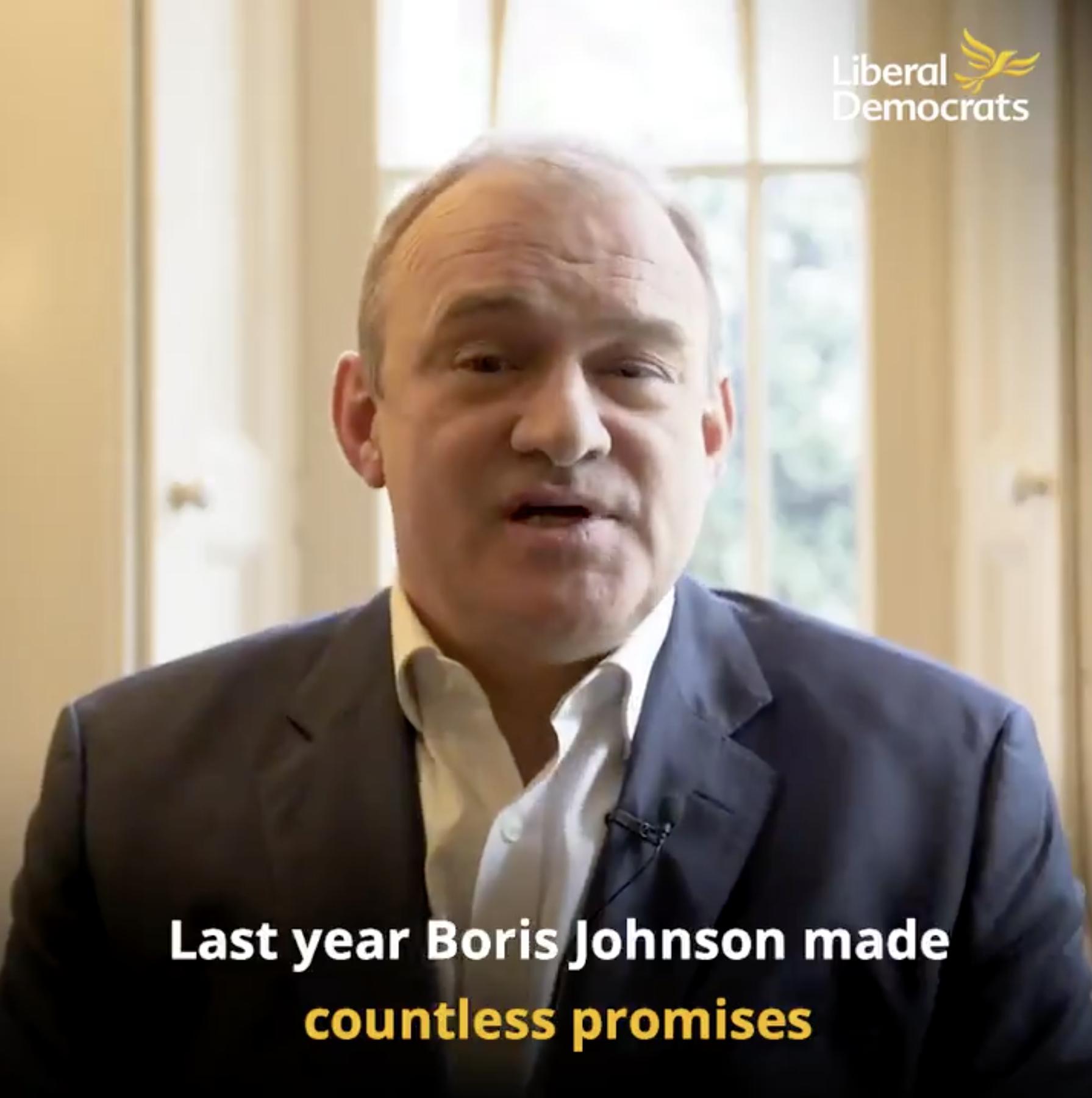 Ed Davey's Brexit Message