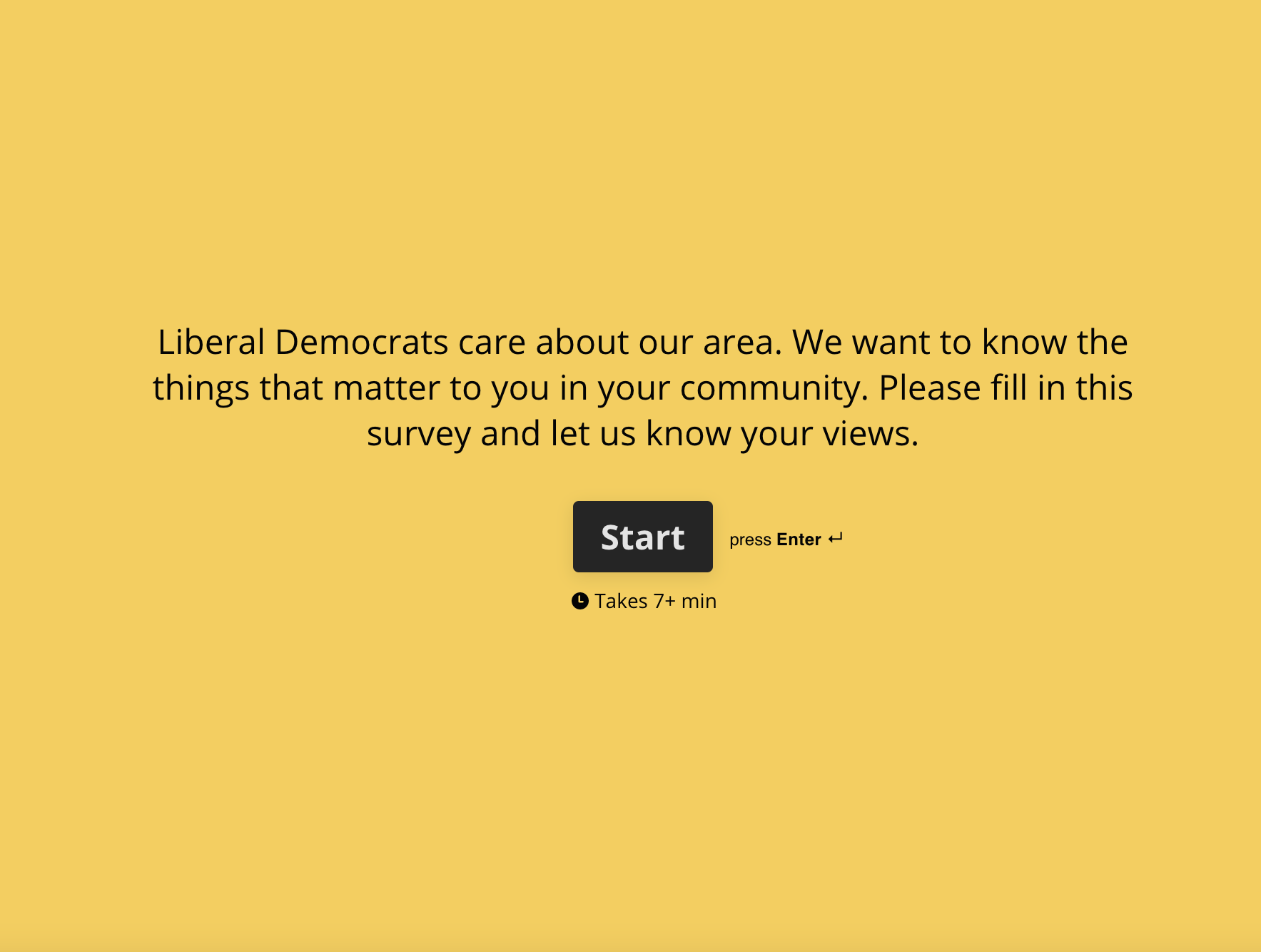 Let us know your issues