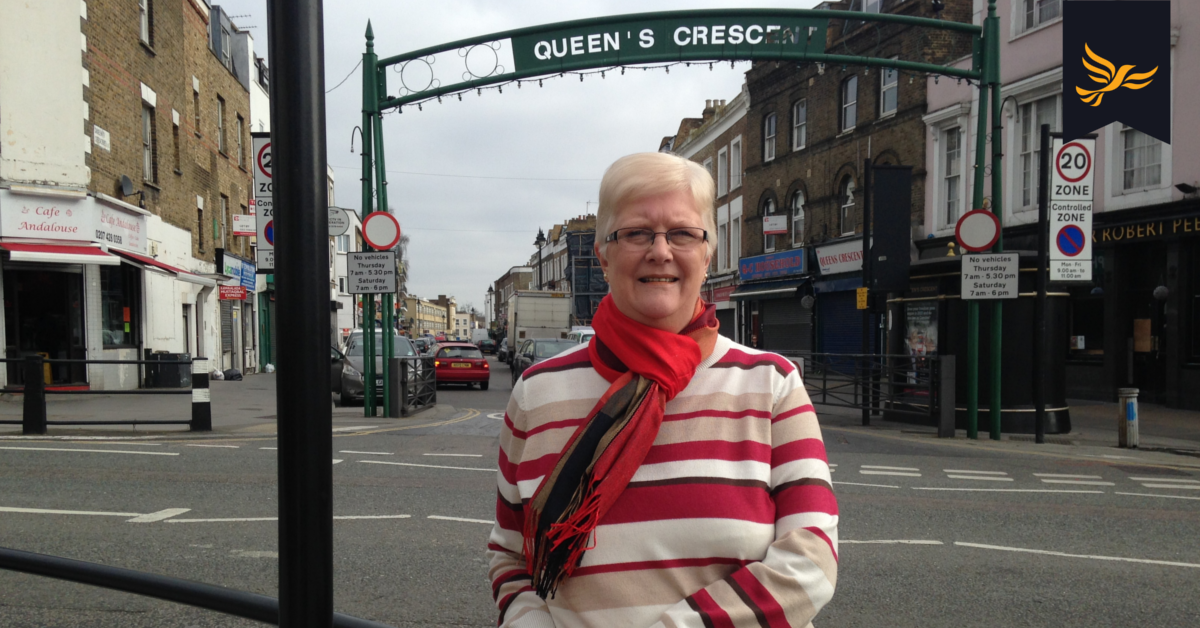 Fix Queen's Crescent Market