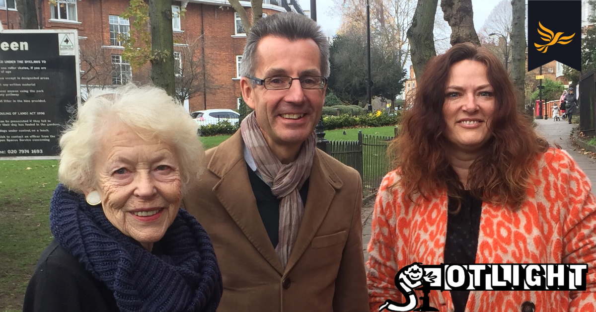 Spotlight on the Sidings