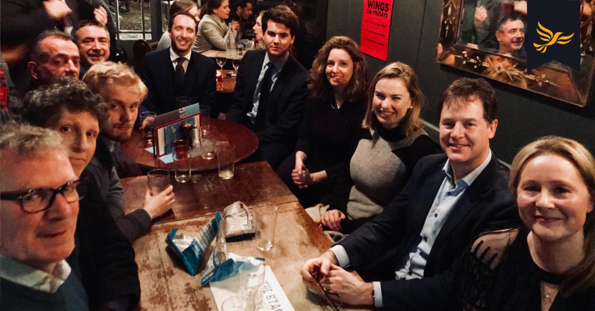 How to Stop Brexit: Nick Clegg in Camden