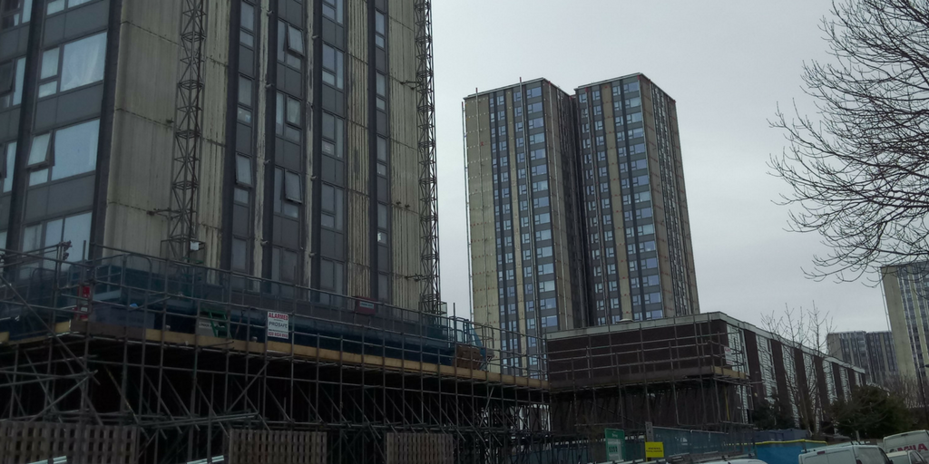 Camden Council must consult residents on replacement of Chalcots windows
