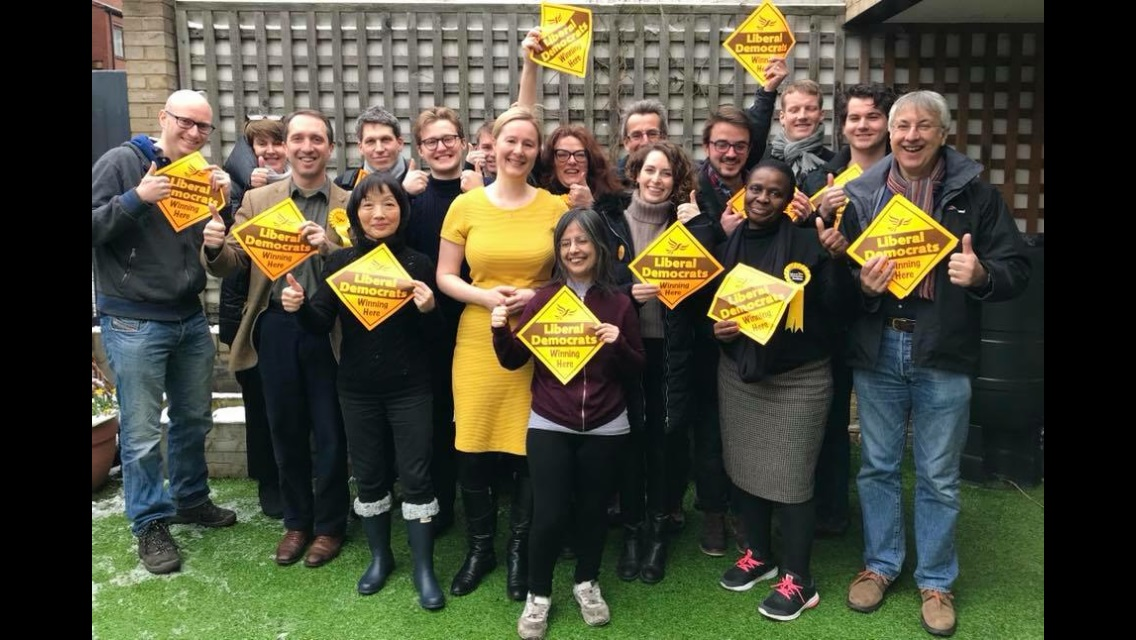 Camden Lib Dems nominate full list of candidates!