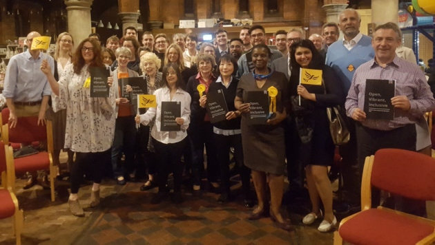 Open, Vibrant, Inclusive: Lib Dems set out vision for Camden in manifesto