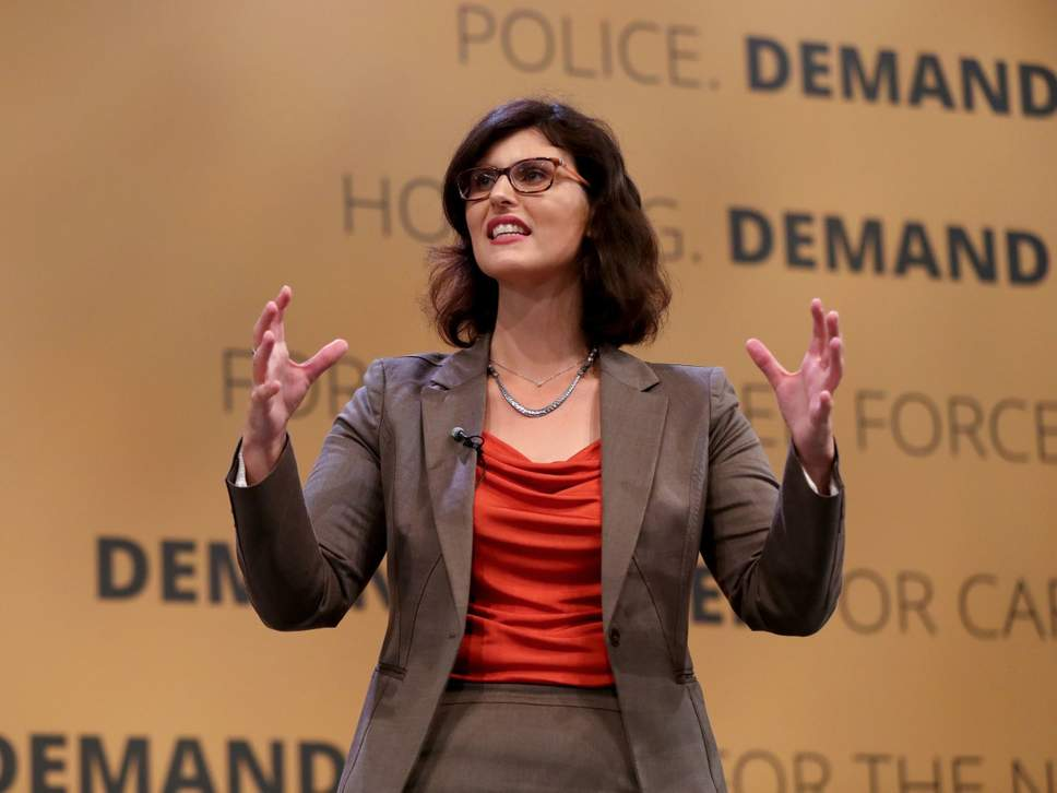 Layla Moran MP - Lib Dem education spokesperson