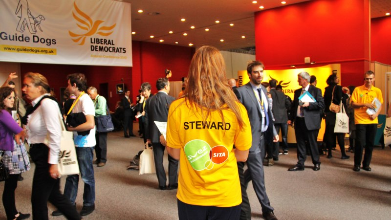 7 commitments we made at Lib Dem conference that would improve Camden and London.