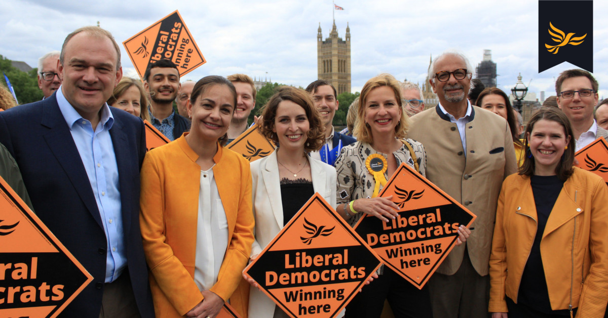 Lib Dems win in London