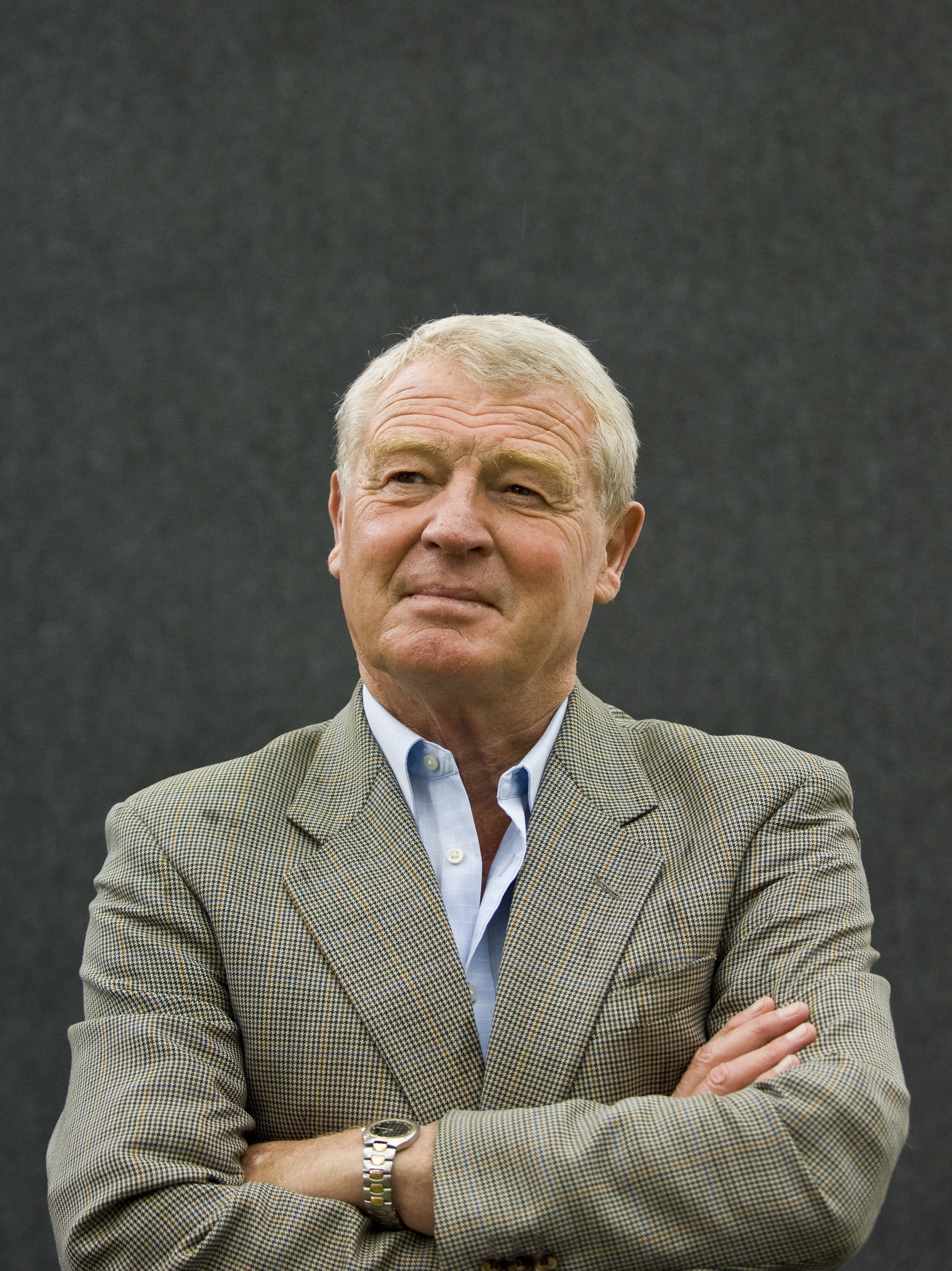 In Memory of Paddy Ashdown