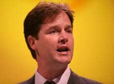 Nick Clegg Brighton 2012