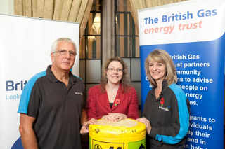 Jenny Willott MP & British Gas
