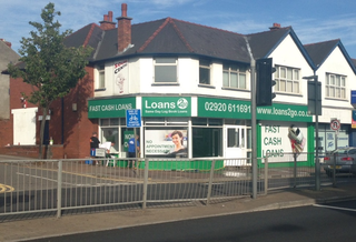 North Road - Loans2Go premises