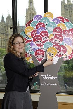 Jenny signed up to the 'Keep the Promise' campaign on 4 October 2008.