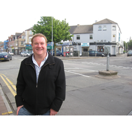 Councillor Jon Aylwin is delighted that Cardiff Council has agreed to improve this area