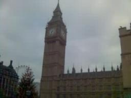 Houses of Parliament (Commons) / Westminster Clock Tower (Big Ben)