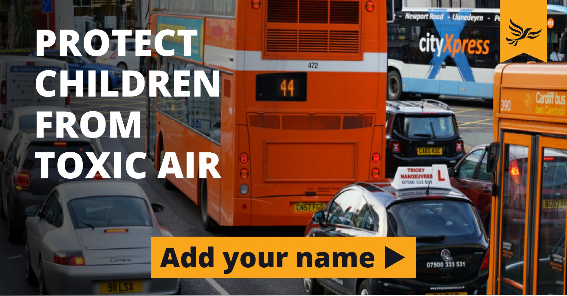 Protect children from toxic air