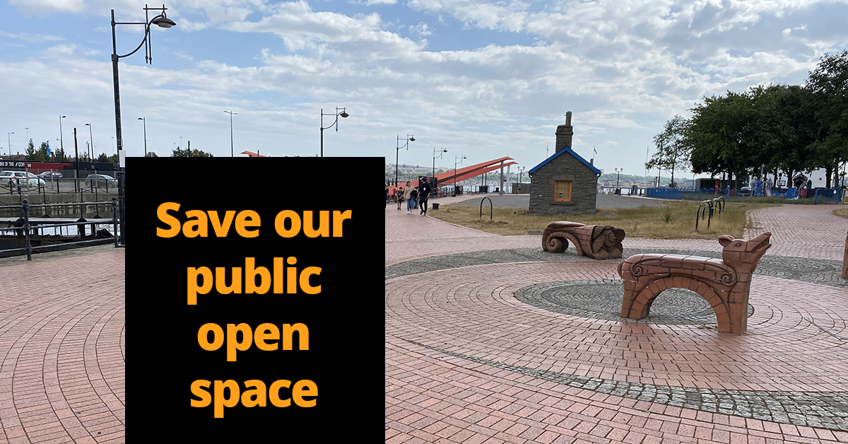 Save our open space