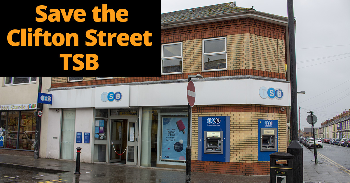 Save the Clifton Street TSB