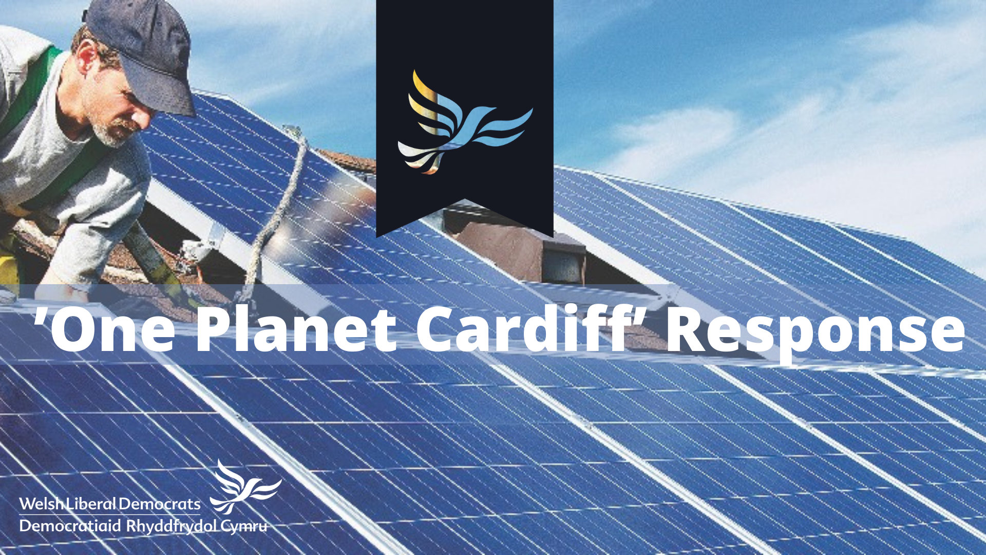 Cardiff Lib Dems respond to One Planet Cardiff
