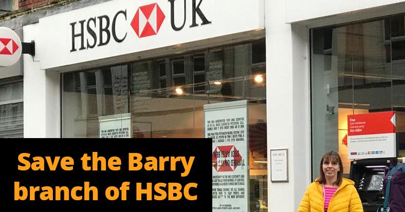 Save Barry's HSBC