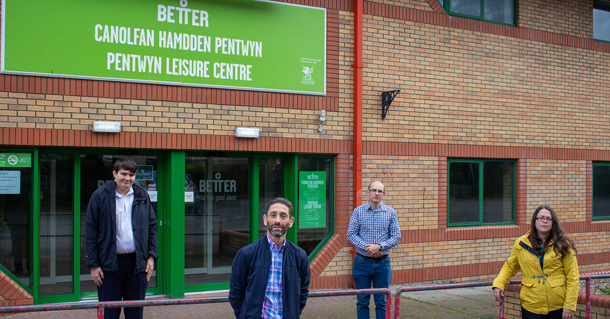 Pentwyn residents keen to see return of leisure centre café