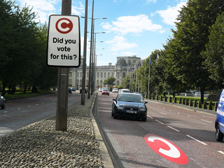 Stopping Labours Congestion Charge