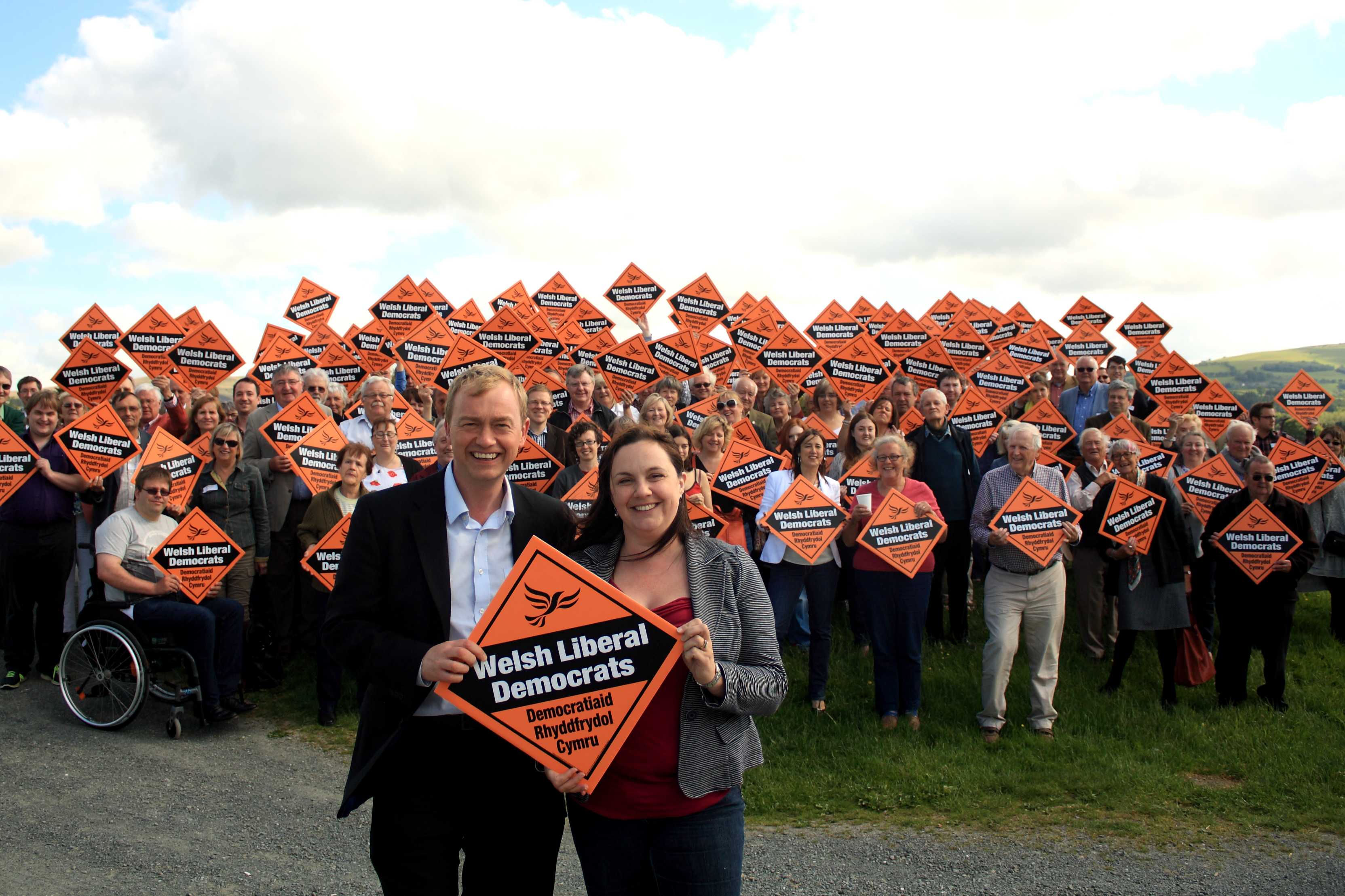 Tim Farron MP Elected Lib Dem Leader