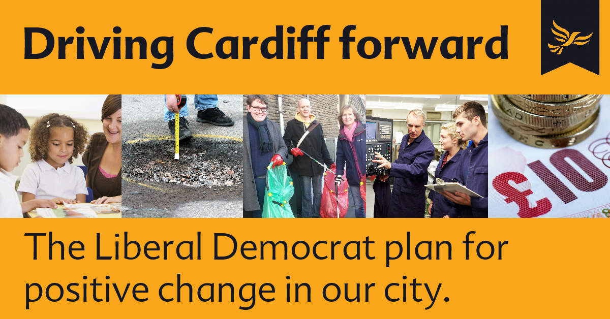Driving Cardiff forward