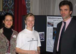 Tom Brake and others at Development in Action anniversary