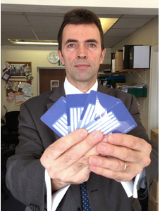 Tom's EHIC cards