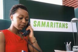 A Volunteer from Samaritans