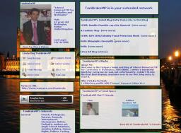Tom Brake's MySpace Homepage