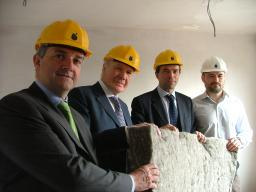 MPs line up to test insulation