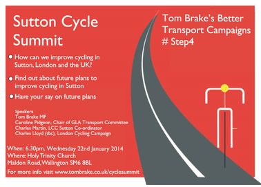 Sutton Cycle Summit