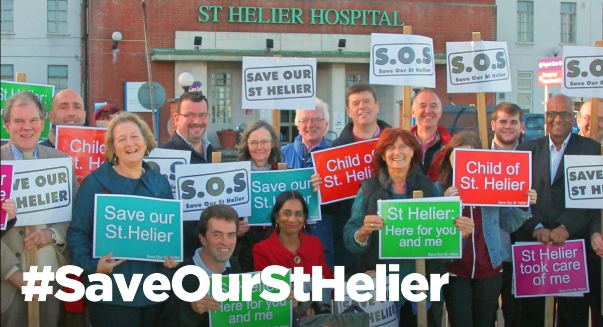 Help Save Our St Helier