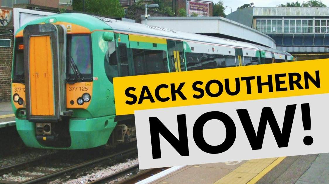 Sign the petition: Sack Southern NOW