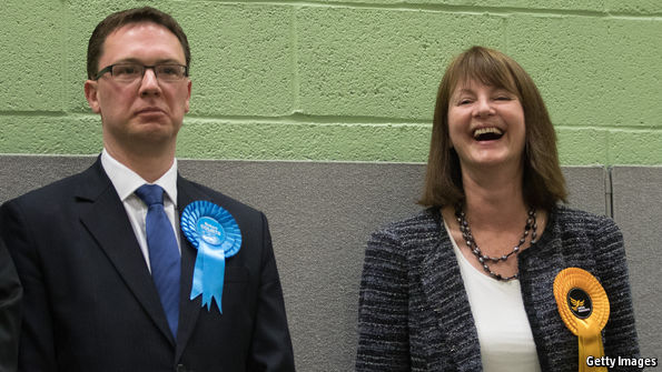 Tory majority in Witney slashed as Lib Dems resurgent