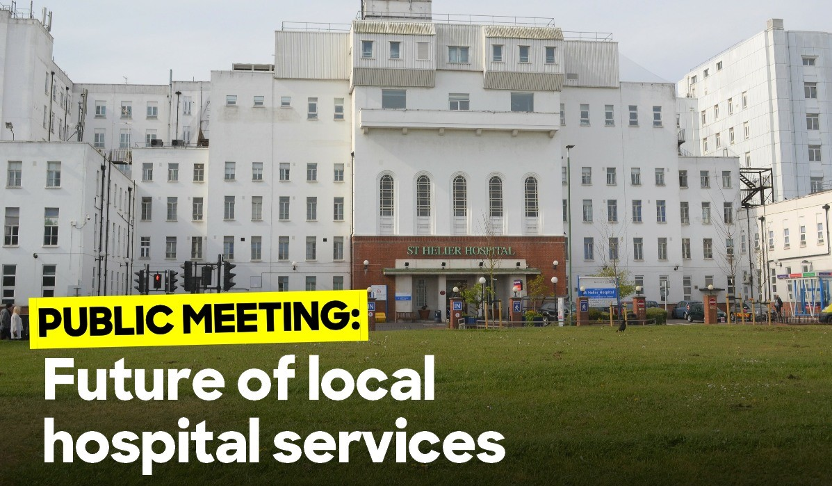 Tom Brake organises public meeting about the future of hospital services