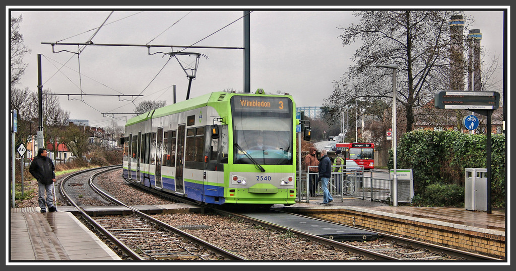 Changes to Tram Services - TFL Update