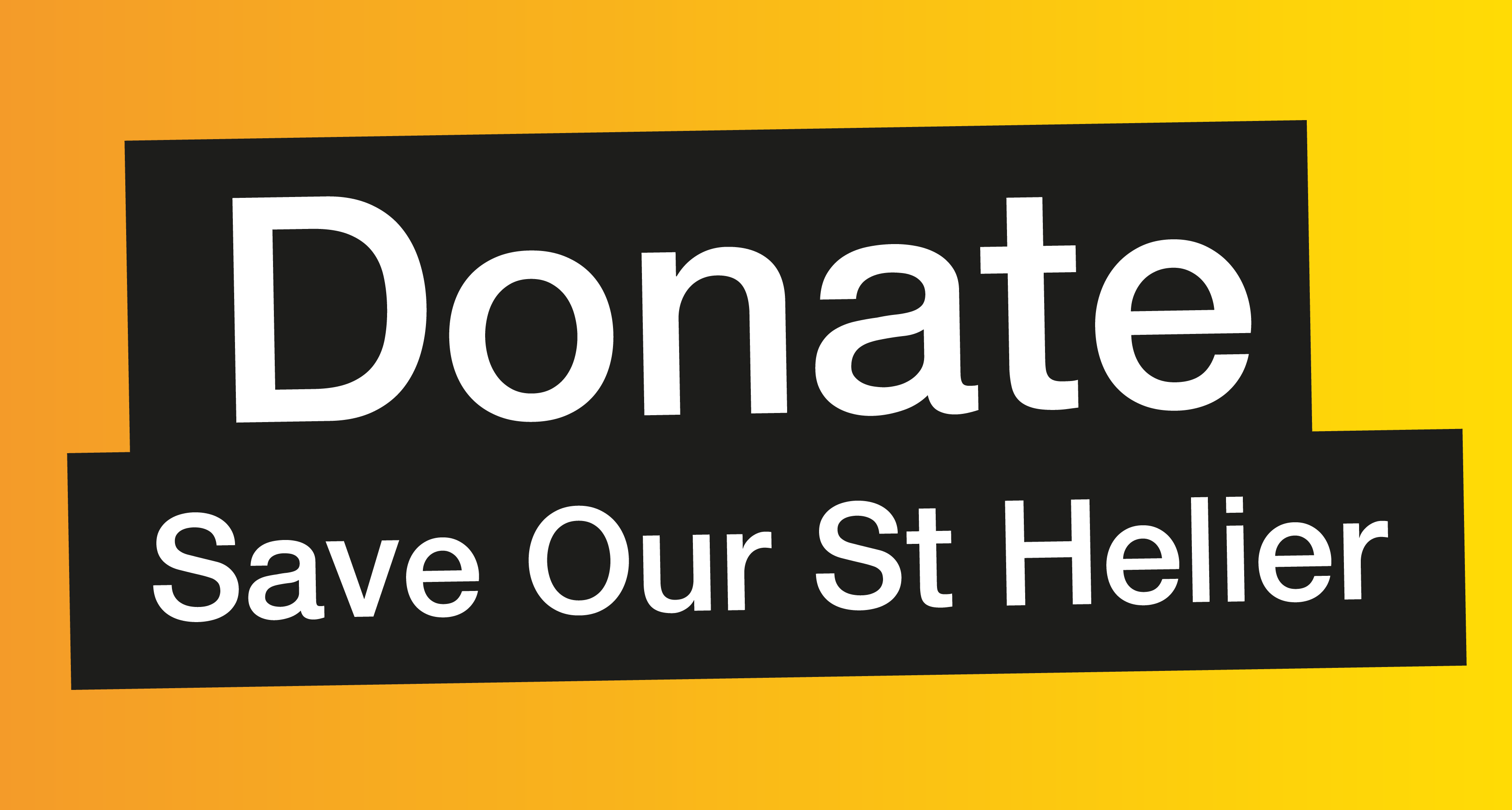 Donate to the Save Our St Helier campaign