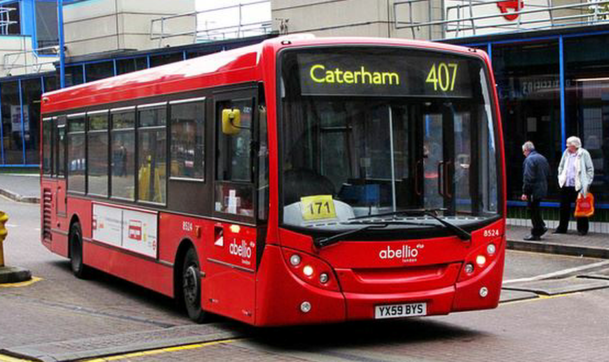 tom brake mp calls for the 407 to be a double decker