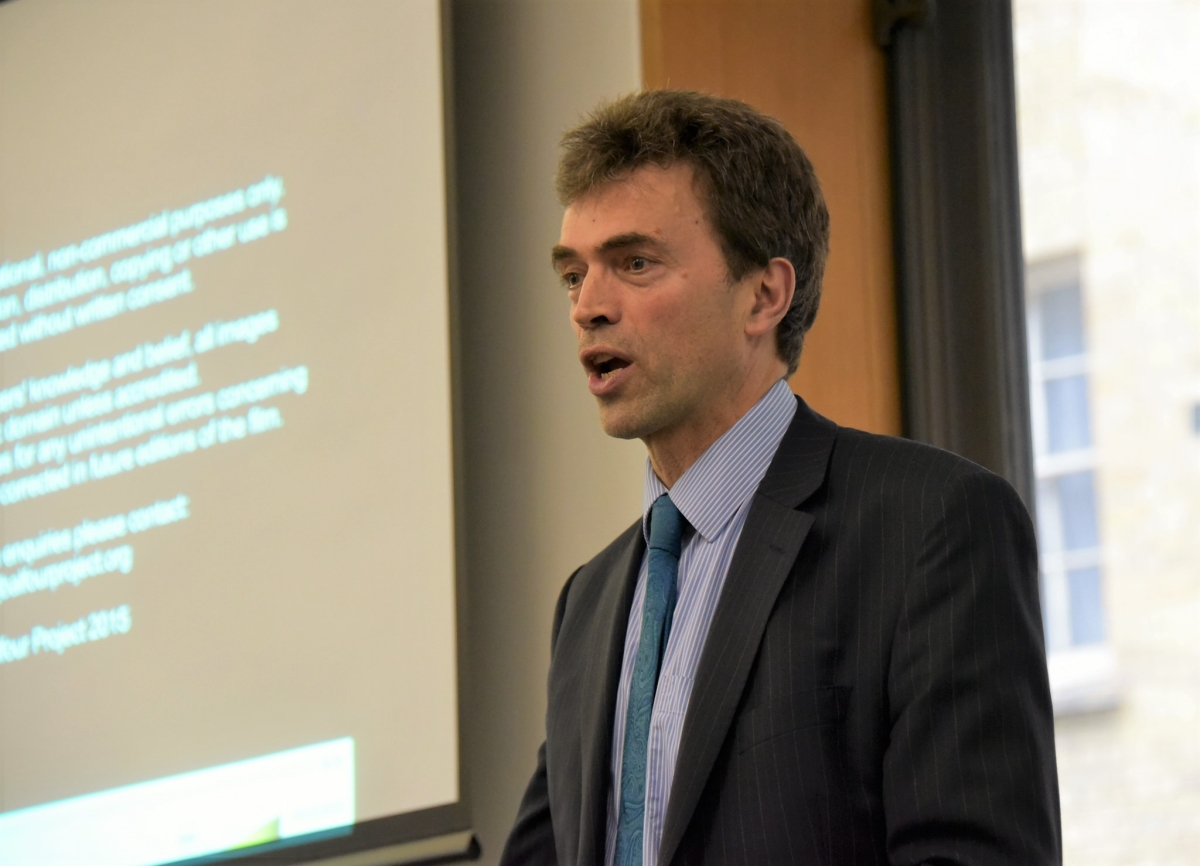 Tom Brake calls on government to Feed People First