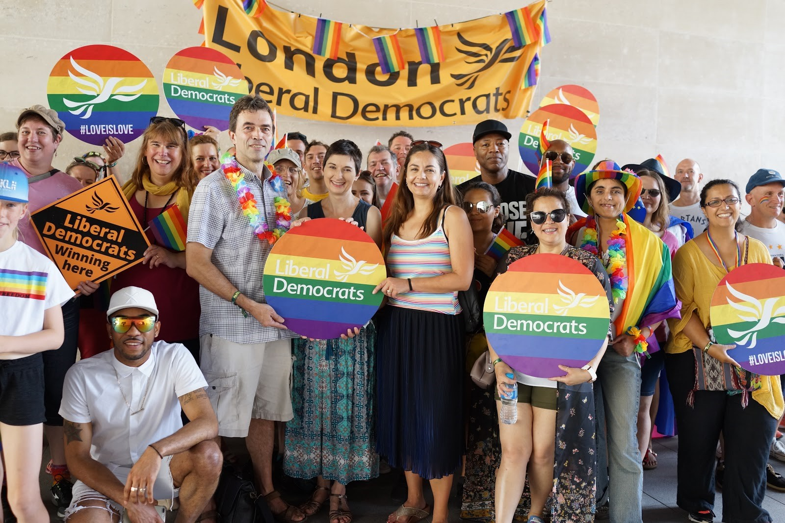 Brake: Celebrating Pride in London